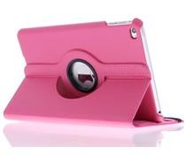 Fuchsiafarbene 360° drehbare Schutzhülle für das iPad Mini 4