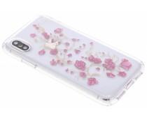 Speck Presidio Clear + Glitter iPhone Xs / X