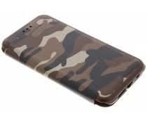 Braune Army-Slim-Folienhülle OnePlus 3 / 3T