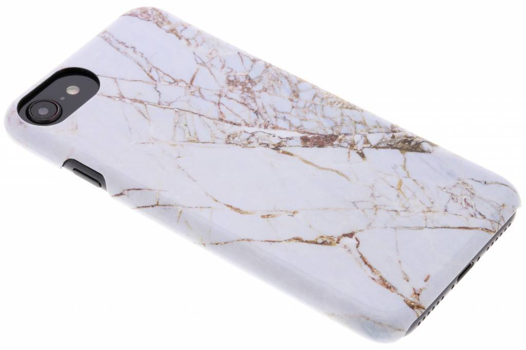 White Marble Passion Hard Case iPhone 8 / 7 / 6 / 6s