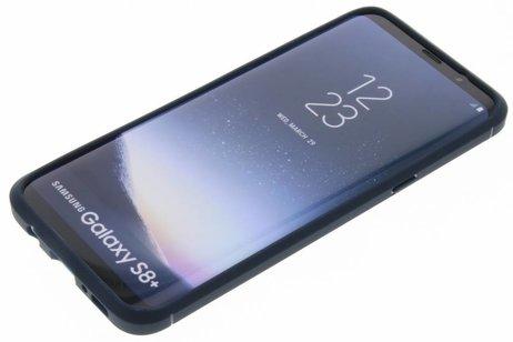 Dunkelblauer Brushed TPU Case Samsung Galaxy S8 Plus