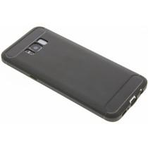 Grauer Brushed TPU Case Samsung Galaxy S8 Plus