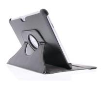 360° drehbare Schutzhülle Schwarz für das Samsung Galaxy Tab 2 10.1