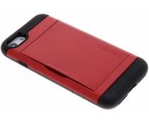 Spigen Roter Slim Armor™ CS Case für das iPhone 8 / 7