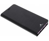 Black Rock Schwarzes Flex Carbon Booklet Case für das Samsung Galaxy S9 Plus