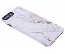 Selencia White Marble Passion Hard Case für das iPhone 8 Plus / 7 Plus / 6(s) Plus