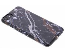 Black Marble Passion Hard Case für das iPhone 8 / 7 / 6 / 6s