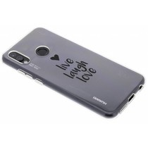 Design TPU Hülle für das Huawei P20 Lite