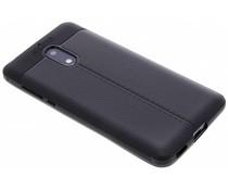 Leder Silikon-Case für Nokia 6