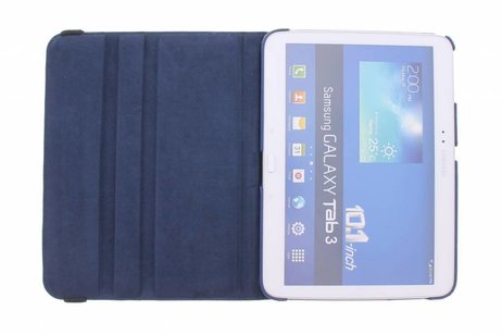 Samsung Galaxy Tab 3 10.1 hülle - 360° drehbare Schutzhülle Samsung