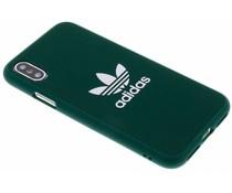 adidas Originals Grünes Adicolor Moulded Case iPhone Xs / X
