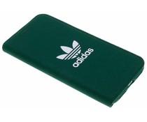 adidas Originals Grünes Adicolor Booklet Case iPhone Xs / X