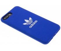 adidas Originals Adicolor Moulded Case Blau für das iPhone 8 Plus / 7 Plus / 6(s) Plus