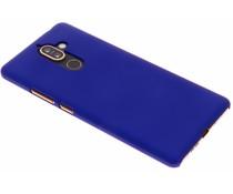 Blaue Unifarbene Hardcase-Hülle für Nokia 7 Plus