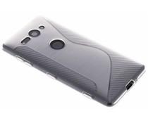Transparente S-Line TPU Hülle für Sony Xperia XZ2 Compact