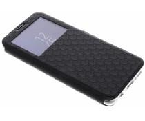 Schwarze Rauten-Hülle für das Samsung Galaxy S9