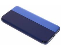 Huawei Blaues Smart View Cover für das P20
