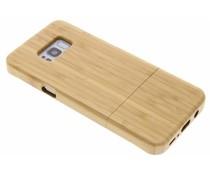 Hardcase aus echtem Bambus-Holz Samsung Galaxy S8 Plus