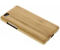 Hardcase aus echtem Bambus-Holz Huawei P8 Lite