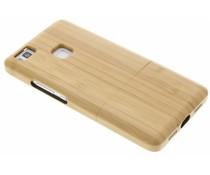 Hardcase aus echtem Bambus-Holz Huawei P9 Lite