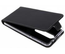 Accezz Schwarzer Flip Case für das Nokia 6.1