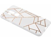 Design TPU Hülle für LG G7