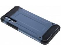 Dunkelblaues Rugged Xtreme Case für das Huawei P20 Pro