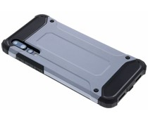 Graues Rugged Xtreme Case für das Huawei P20 Pro