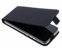 Accezz Schwarzer Flip Case für das Huawei P20 Lite