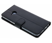 Azuri Schwarzes Booklet Case HTC U11 Life