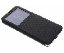 Schwarze Rauten-Hülle für das Samsung Galaxy S9 Plus
