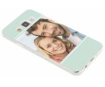 Gestalten Sie Ihre eigene Samsung Galaxy A3 Gel Hülle