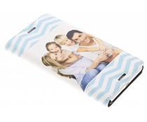 Gestalten Sie Ihre eigeneSony Xperia XBookstyle Hülle