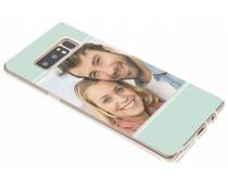 Gestalten Sie Ihre eigene Samsung Galaxy Note 8 Gel Hülle
