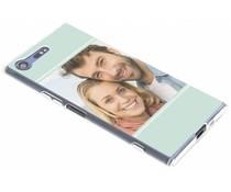 Gestalten Sie Ihre eigene Sony Xperia XZ Premium Gel Hülle