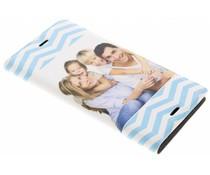 Gestalten Sie Ihre eigeneSony Xperia XZ1Bookstyle Hülle