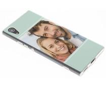 Gestalten Sie Ihre eigene Sony Xperia XA1 Gel Hülle