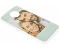 Gestalten Sie Ihre eigene Motorola Moto G5S Gel Hülle