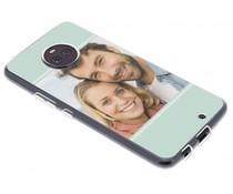 Gestalten Sie Ihre eigene Motorola Moto X4 Gel Hülle