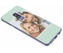 Gestalten Sie Ihre eigene Samsung Galaxy S9 Plus Gel Hülle