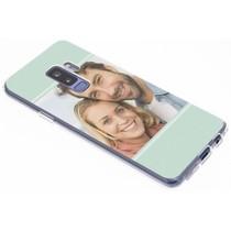 Bedrukken Gestalten Sie Ihre eigene Samsung Galaxy S9 Plus Gel Hülle