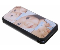 Sony Xperia XZ1 CompactBookstyle Hülle gestalten (einseitig)