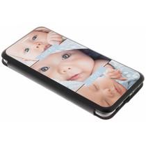 Samsung Galaxy S9 Gel Bookstyle Hülle gestalten (einseitig)