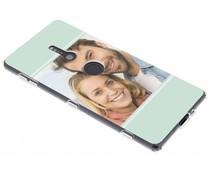 Gestalten Sie Ihre eigene Sony Xperia XZ2 Gel Hülle