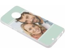 Gestalten Sie Ihre eigene Motorola Moto G6 Gel Hülle