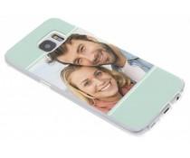 Gestalten Sie Ihre eigene Samsung Galaxy S7 Edge Gel Hülle