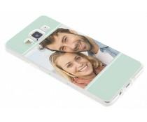 Gestalten Sie Ihre eigene Samsung Galaxy A5 Gel Hülle