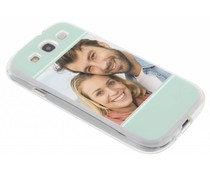 Gestalten Sie Ihre eigene Samsung Galaxy S3 / Neo Gel Hülle