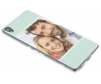 Gestalten Sie Ihre eigene Sony Xperia XA Gel Hülle
