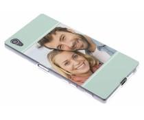 Gestalten Sie Ihre eigene Sony Xperia Z5 Gel Hülle